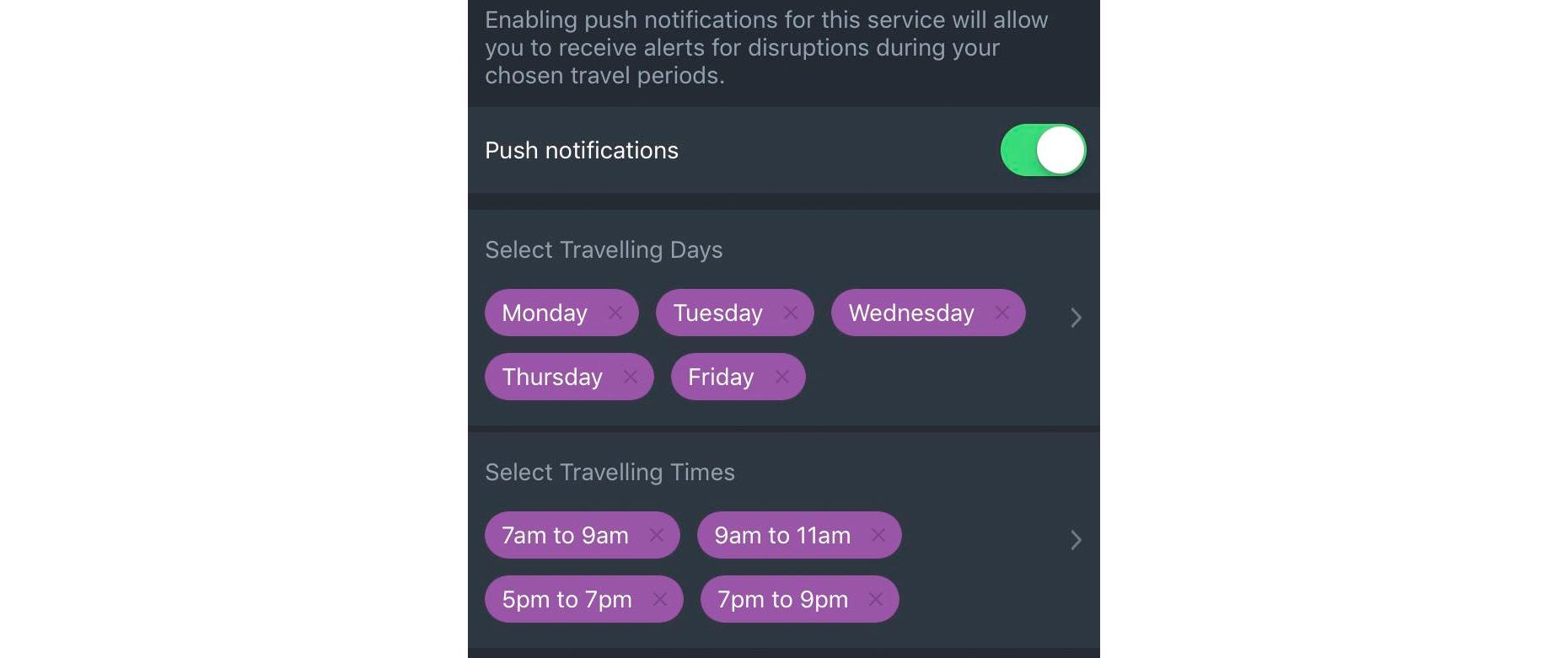 Pushwoosh success story - V/Line push notifications